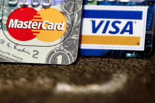 クレジットカードでの入金をする